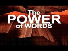 Power of the Spoken Word! - Speak Wealth In Your Life! (Law Of Attraction)