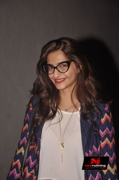 Sonam Kapoor Snapped At PVR
