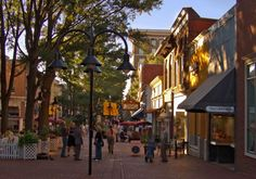 Charlottesville, VA- downtown  Going this weekend!!