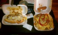 there is Nothing in this world like Coney Island in Detroit Best food you can get at anytime!!!