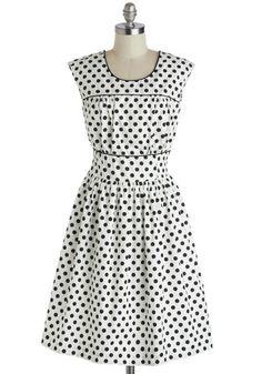 No Dot about It Dress