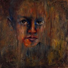"Saatchi Online Artist: Cathy Battistessa; Oil, Painting """"Everyone's Child"""""