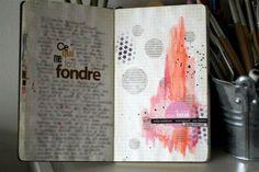 Caro / Art journal # 4