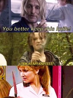 Oh she kept it...Haymitch what have you done.