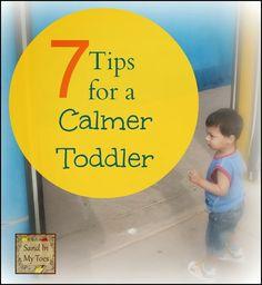Seven Tips for a Calmer Toddler