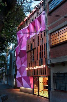 hostal la buena vida in Mexico City