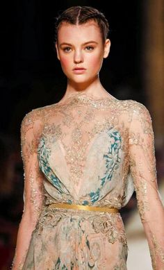 Elie Saab Haute Couture AW12