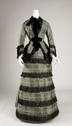 1870's dress
