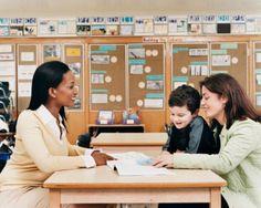 Teacher to parent communication
