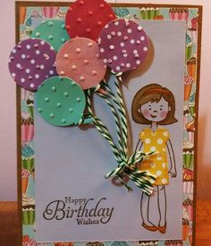 Stylin Girl Birthday
