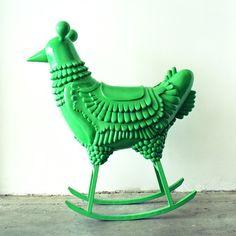 rockin' chicken