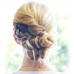 Edgy Upstyle Braid Tutorial | The Zoe Report angles, tutorials, braid hairstyl, braids, wedding hairs, plaits, twist braid, braid tutori, braid twist