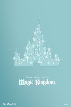 Show your smartphone's Christmas #DisneySide with this Walt Disney World holiday wallpaper! #WaltDisneyWorld