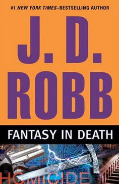Not into science fiction but love JD Robb.