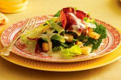 Caesar salad cups main image