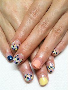DISCO #nail #nails #nailart #unha #unhas #unhasdecoradas