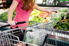 52 week grocery list, one item per week, to store a year's worth of food for two adults!
