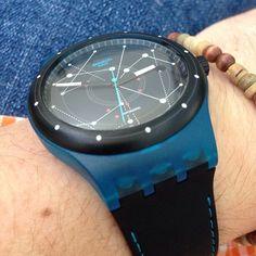 #Swatch SISTEM BLUE http://swat.ch/SistemBlue
