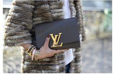 Louis vuitton clutch #Louis #Vuitton #Clutch Pinterestonline.com