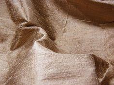 Thai Silk Dupioni - Copper 2, 30 yds