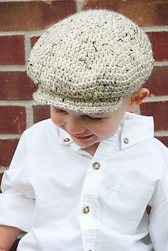 Crochet brimmed hat. All the good patterns aren't free :(