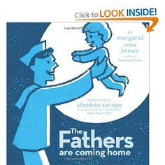 A great book for kids whose daddy's are deployed. I want this for my boys