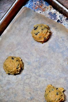 Chocolate Chip Chili Cookies TheHealthyApple.com #glutenfree #recipe #healthy