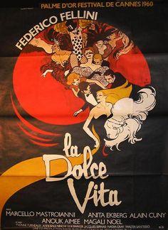 Federico Fellini: La dolce vita (1960)
