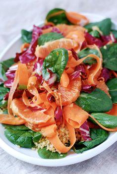 20 Fresh, Beautiful Citrus Salad Recipes