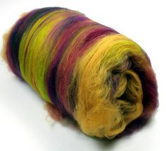 Colors                                                                                                            Hand Carded Batt             by        Shunklies      on        Flickr