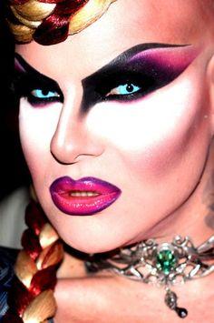 How to make drag queen makeup