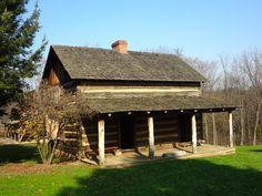 The Klingensmith's House #HistoricHannasTown #Greensburg #PA  http://www.westmorelandhistory.org