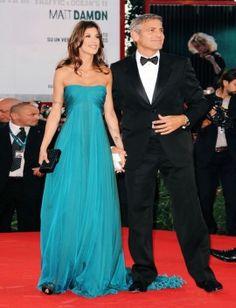 Celebrity Dresses Elisabetta Canalis Prom Gown Evening Dress Venice Film Festival 2009 Red Carpet