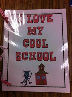 I Love my Cool School (Pete the Cat)