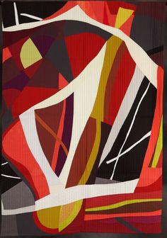 Abstract quilt - Heather Pregger