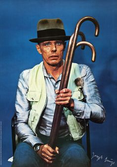 Joseph Beuys was one of the most influential artists of the late 20th century, a political activist and philosopher who believed in the social function of art. A childhood interest in the natural sciences provided the themes that Beuys would spend his career exploring, across a vast body of work ranging from drawing to performance.