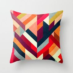 March 1927 by Three Of The Possessed. Fresh From The Dairy: Patterned Pillows
