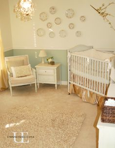 Small budget room makeover!!  Find some GREAT tips to reinvent pieces you already have other money saving ideas!! www.mamabargains.com 50-80% off mom, kid, baby