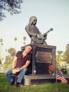 Morrissey/Johnny Ramone