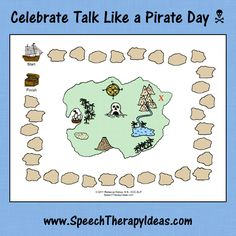 Celebrate Talk Like a Pirate Day!
