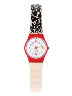 VintageSwatch Notebook Ladies' Watch $75.00