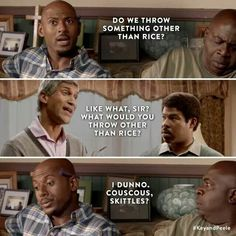 If you watched the new Key & Peele then you'll understand.....