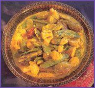 Cauliflower and Peas Curry (Phoolgobhi Aur Mutter ki Kari)