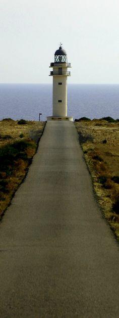 """""""Cap de Barbaria"""" del turistapercaso Gabsintoni a Formentera #buongiorno #twitpic"""