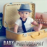 babi idea, 50 photographi