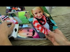 Free Photo Book / How To Print Photos From Your Phone - Groovebook App