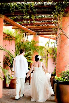 Esperanza Resort photo credit: the Youngrens  Featured on Style Me Pretty