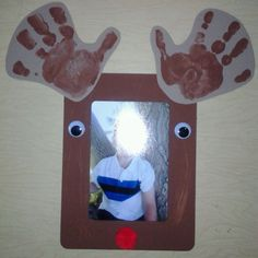 A better picture of the idea for a preschool Christmas gift.