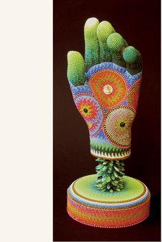 Reaching For Enlightenment • Jan Huling – Bead Artist