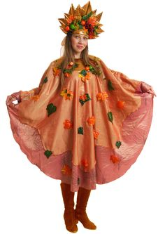 Осенний бал в детском саду костюмы своими руками